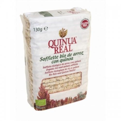 tortitas finas sofiette arroz con quinua real 130 gr bio