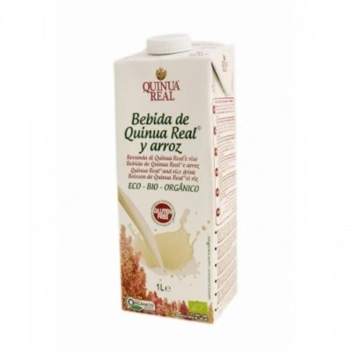 bebida de arroz y quinua real 1l bio