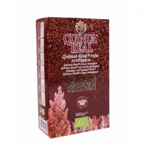 quinua real roja 500 gr bio