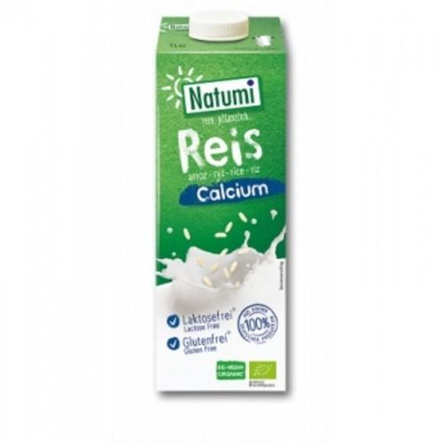 bebida arroz calcio natumi 1l bio