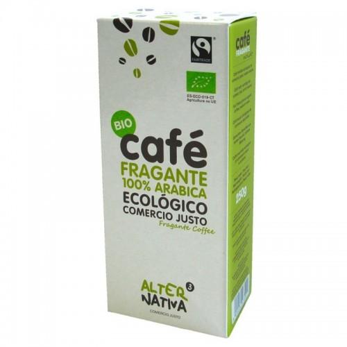 cafe fragante molido alternativa 3 250 gr bio