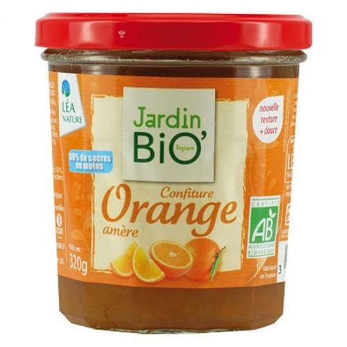 mermelada naranja amarga jardin bio 320 gr
