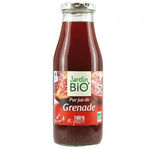 zumo granada puro jardin bio 50 cl