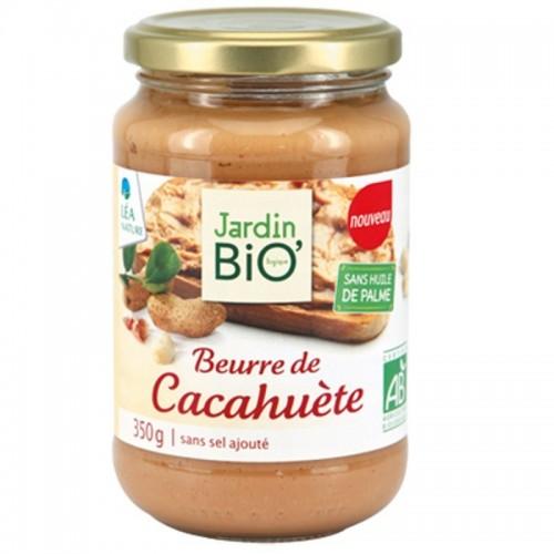 crema cacahuete jardin bio 350 gr