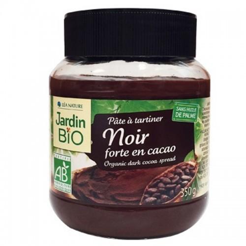 crema chocolate negro jardin bio 350 gr
