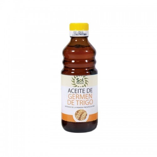 aceite germen trigo sol natural 250 ml bio