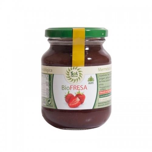mermelada fresa agave sol natural 330 gr bio