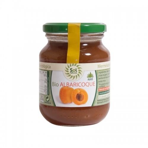 mermelada albaricoque agave sol natural 330 gr bio