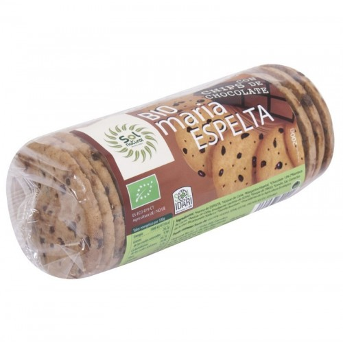 marias espelta chips chocolate sol natural 200 gr bio