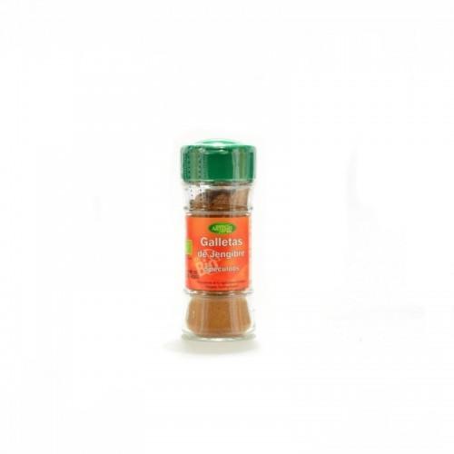 galletas jengibre especias artemis 40 gr bio