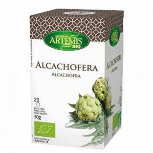 infusion alcachofera 20 filtros artemis 30 gr