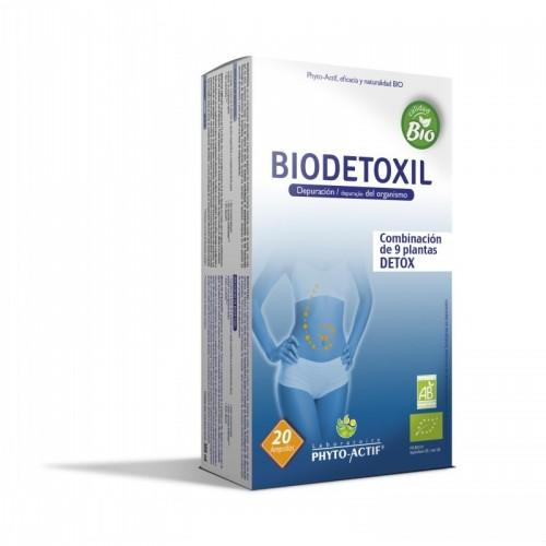 biodetoxil phitoactif 20 ampollas bio