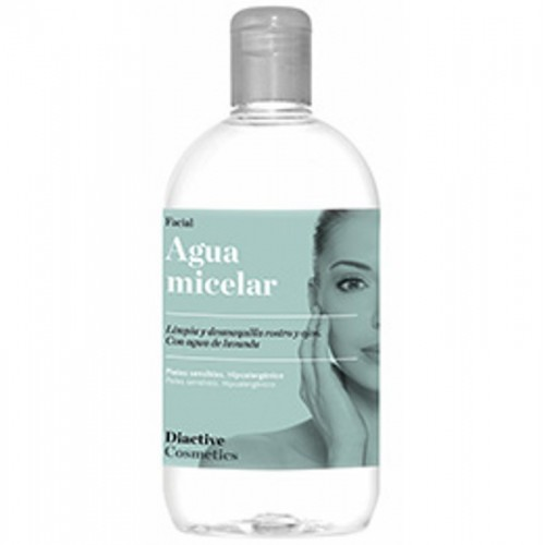 agua micelar diactive 500 ml