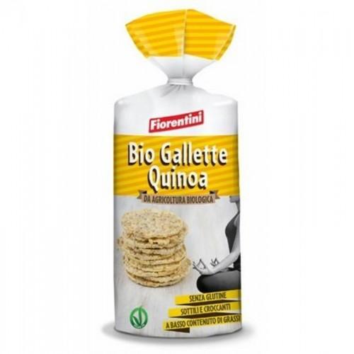 tortas maiz quinoa sin gluten fiorentini 120 gr bio