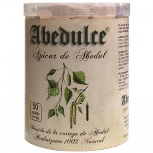azucar abedul sticks abedulce 50x8 gr