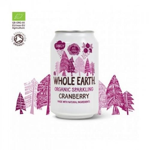 refresco arandano sin azucar whole earth 330 ml bio