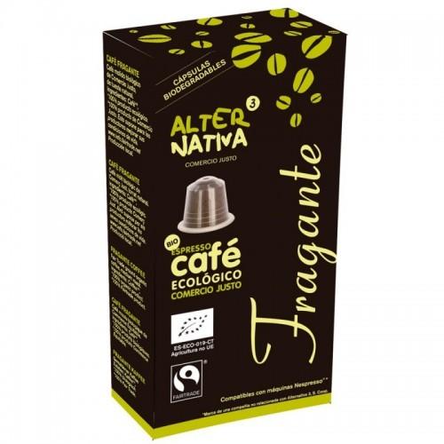 cafe fragante alternativa 3 10 capsulas bio