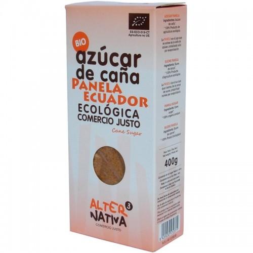 azucar caña panela alternativa 3 400 gr bio