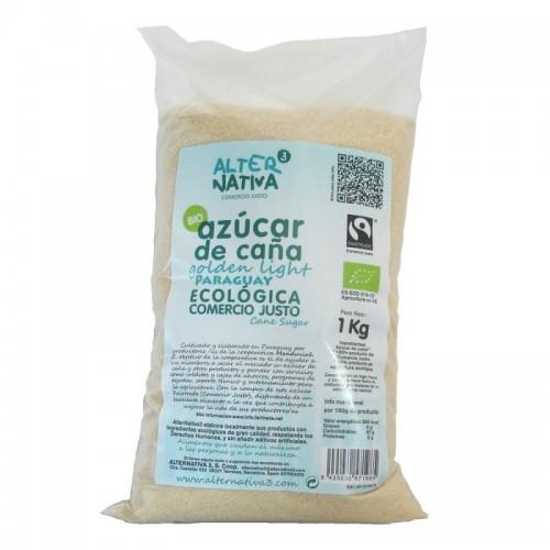 azucar caña golden light alternativa 3 1 kg bio