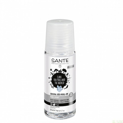 desodorante roll on mineral sante 50 ml
