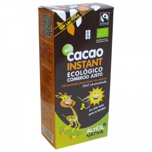 cacao instant alternativa 3 250 gr bio