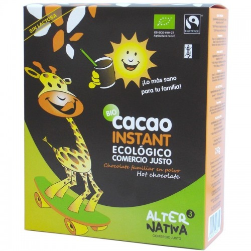 cacao instant alternativa 3 750 gr bio