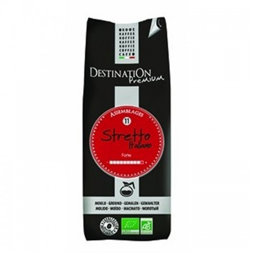 cafe arabica stretto expreso molido destination 250 gr
