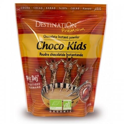cacao instantaneo niños destination 800 gr