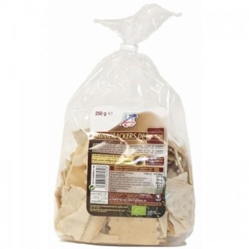 mini crackers 100 espelta bio finestra 250 gr bio