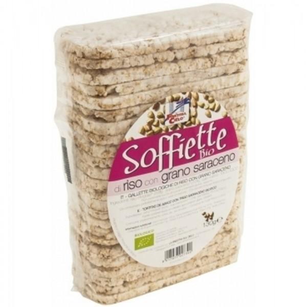 soffiette arroz con trigo sarraceno finestra 130 gr bio