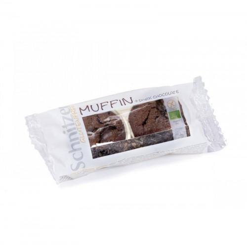 muffin chocolate sin guten schnitzer 140 gr bio