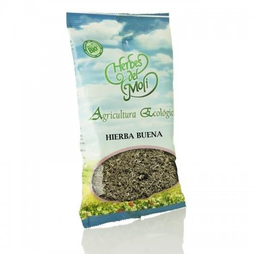 bolsa hierba buena hojas herbes del moli 20 gr eco