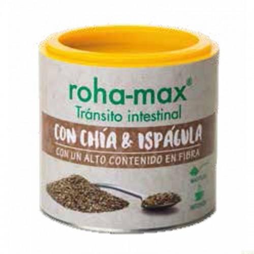 roha max chia ispagulas bote 65 gr