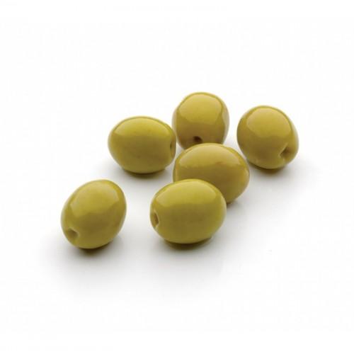 aceitunas verdes arbequina granja brunet 250 gr eco