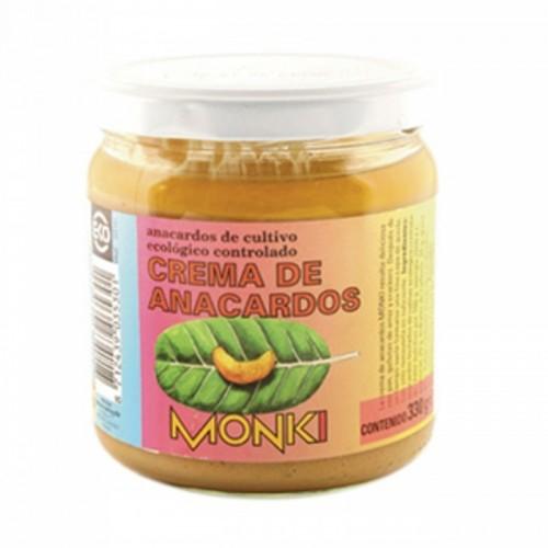 crema anacardos monki 330 gr