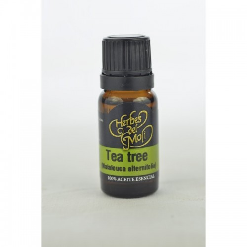 esencia tea tree herbes del moli 10 cc eco