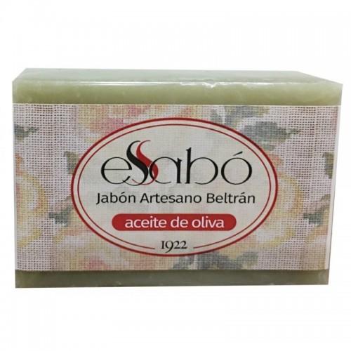 jabon aceite de oliva artesano essabo 100 gr