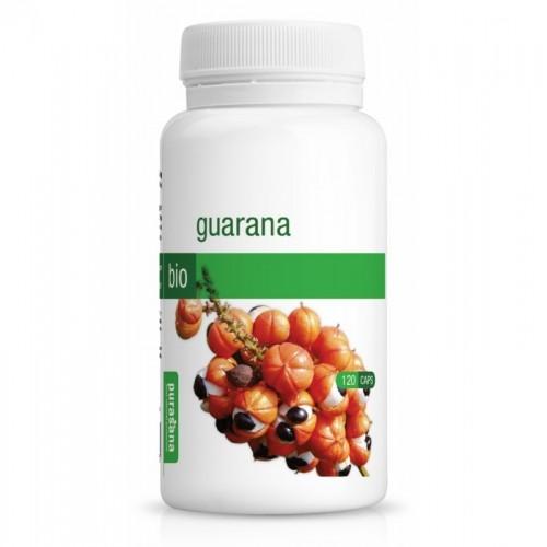 guarana 300 mg purasana 120 capsulas bio