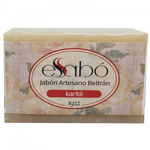 jabon karite artesano essabo 100 gr