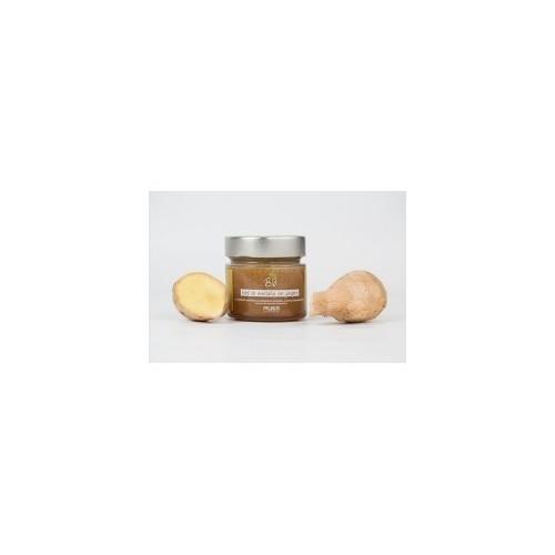 miel alta montaña con jengibre muria 250 gr eco