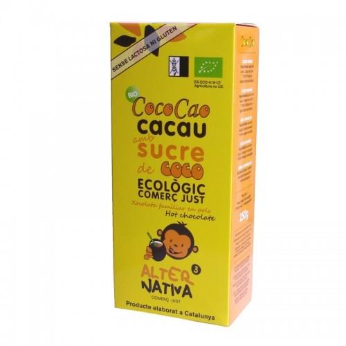 coco cao alternativa 3 250 gr bio