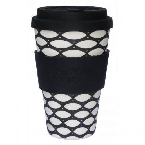 vaso de bambu basketcase blanco negro ref111 alternativa 3 400 ml