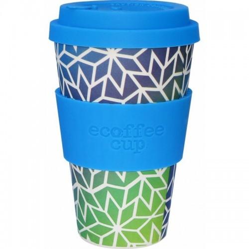 vaso de bambu stargate azul verde ref123 alternativa 3 400ml