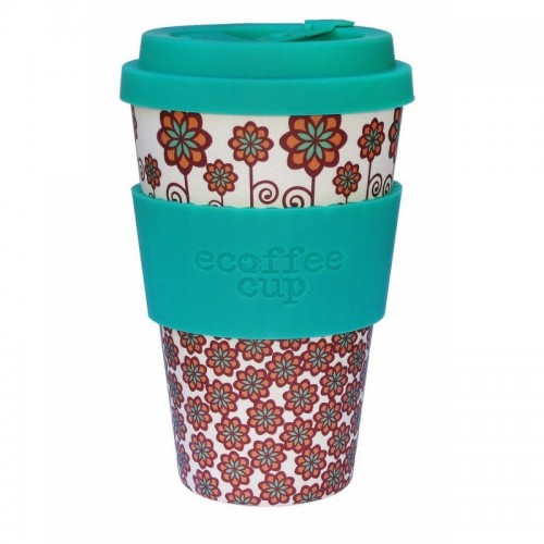 vaso de bambu stockholm turquesa flores ref122 alternativa 3 400ml