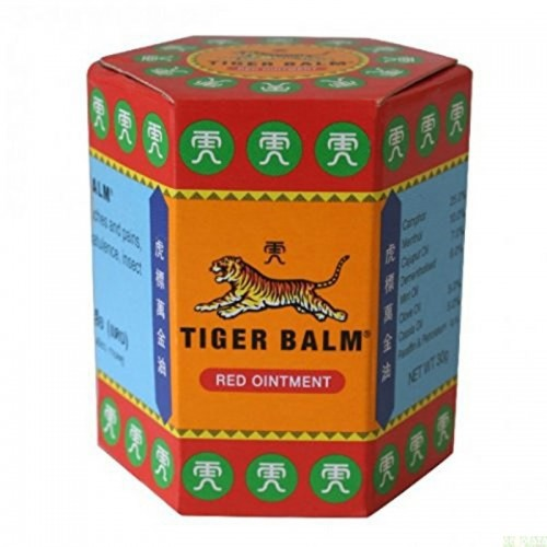 balsamo rojo tiger balm 30 gr
