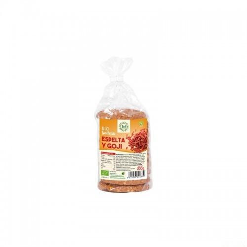 galletas bayas goji sol natural 200 gr bio