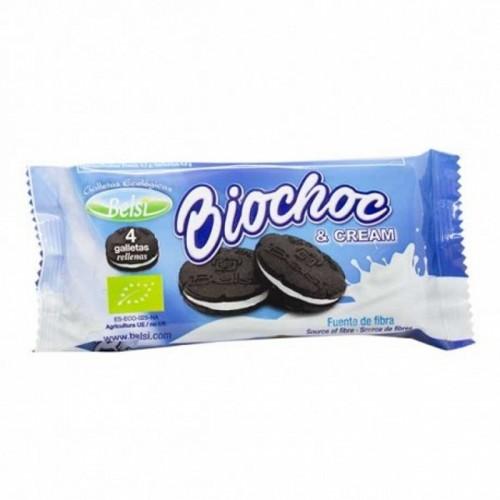 galleta biochoc cream belsi 60 gr