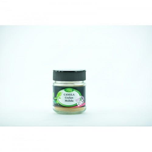 canela ceylan molida artemis 70 gr eco