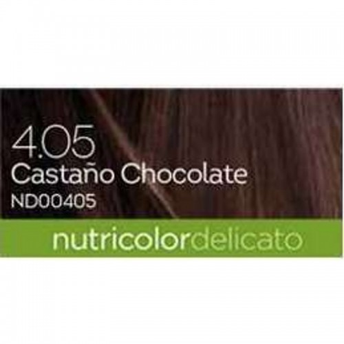 tinte delicato castaño chocolate 405 biokap 140 ml bio