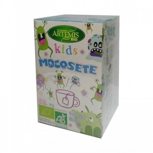 tisana kids mocosete niños 20 filtros artemis bio